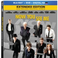 Now You See Me Blu-Ray/DVD Combo Pack