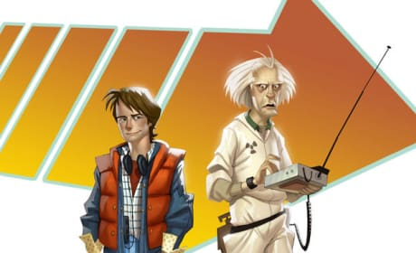 Christopher Lloyd to Play Doc Brown in Back to the Future Video Game!
