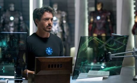 "Robert Downey Jr. Speaks on Iron Man 2 ""Character Arc"""