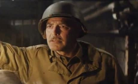 "Monuments Men ""Newsreel"" Trailer: Pledge Your Support!"