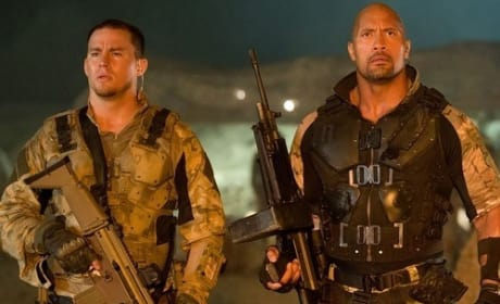 G.I. Joe 3 Will Be Dwayne Johnson's Movie
