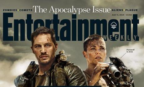 Mad Max Fury Road EW Cover
