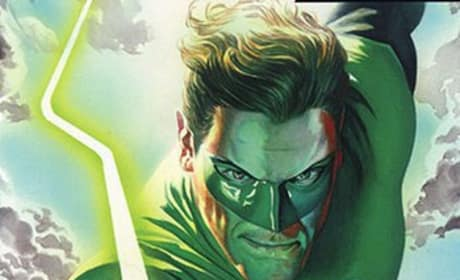 Green Lantern Movie Writer Speaks Out