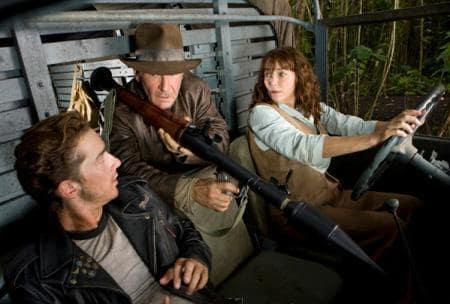 Indiana Jones and the Kingdom of the Crystal Skull Still Shot