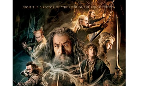 The Hobbit: The Desolation of Smaug Giveaway: Win Middle Earth Prize Pack!