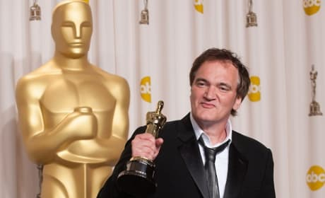 Quentin Tarantino Shares His Top 10 of 2013