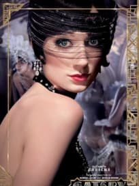 The Great Gatsby Elizabeth Debicki Poster