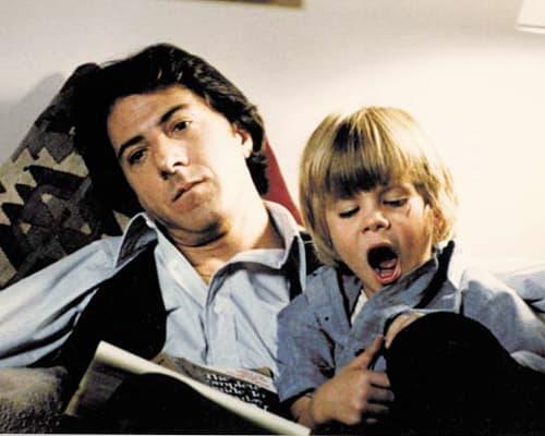 Dustin Hoffman is Ted Kramer