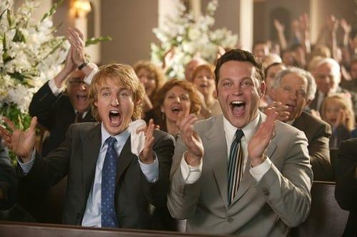 Wedding Crashers Owen Wilson and Vince Vaughn