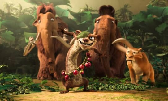 Ice Age: Dawn of the Dinosaurs Photo
