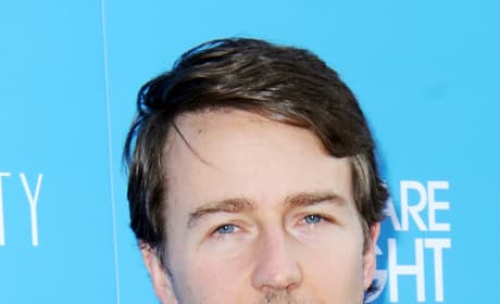 Edward Norton Photograph
