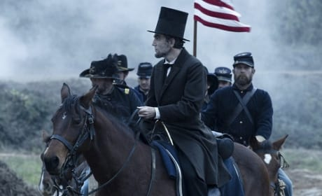 Lincoln: Daniel Day Lewis on Embracing Abe