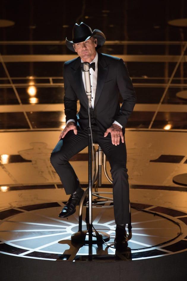 Tim McGraw Academy Awards