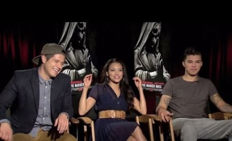 Paranormal Activity The Marked Ones Exclusive Cast Interview