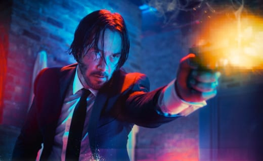 John Wick Star Keanu Reeves Photo