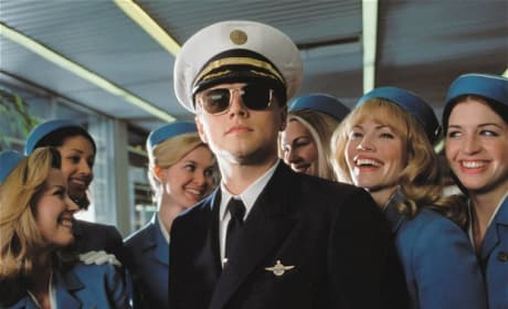 Leonardo DiCaprio Catch Me If You Can