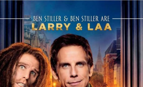 Night at the Museum: Secret of the Tomb Ben Stiller Character Poster