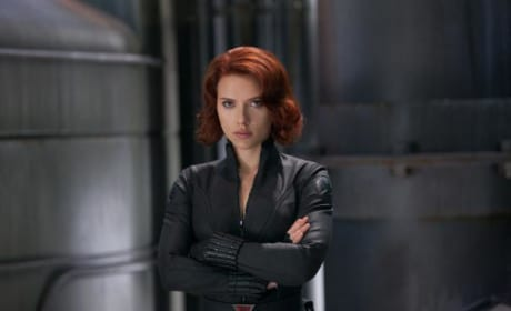 Black Widow is Scarlett Johansson