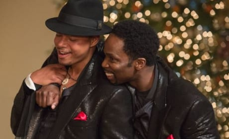 The Best Man Holiday Exclusive: Harold Perrineau Dishes Dancing as New Edition!