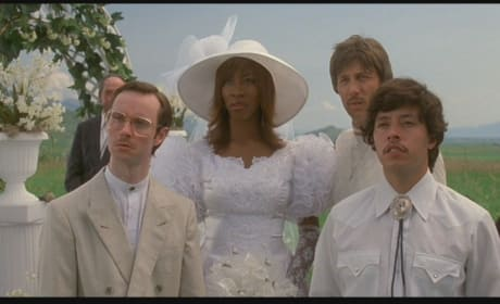 Napoleon Dynamite Wedding Scene
