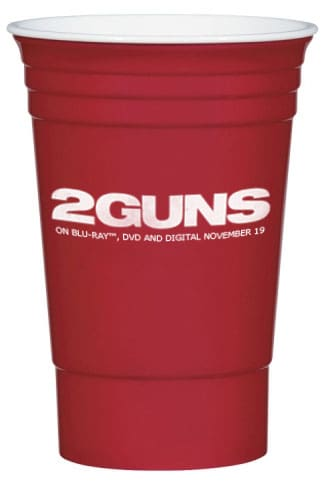 2 Guns Red Solo Cup