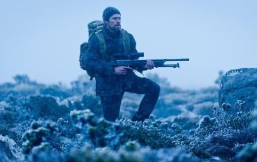Willem Dafoe in The Hunter