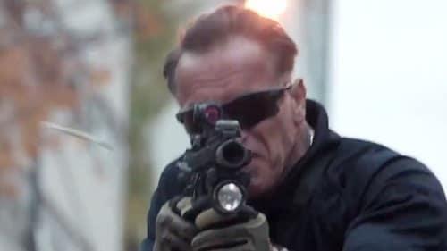 Arnold Schwarzenegger in Sabotage