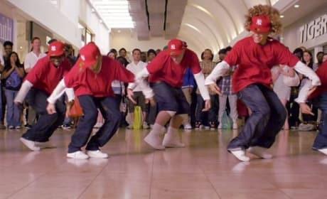 Streetdance Cast