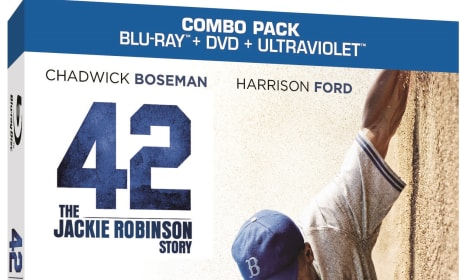 42 DVD/Blu-Ray Combo Pack