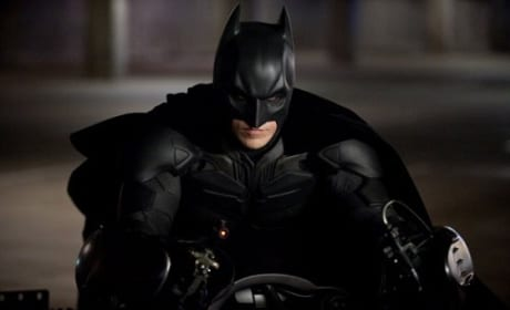 The Dark Knight Rises Scores a Rating