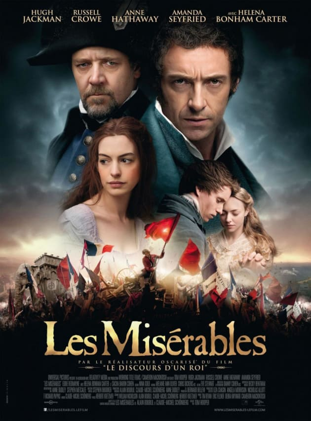 Les Miserables French Poster