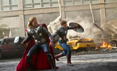 The Avengers to be Released in 3D: Should It Be?