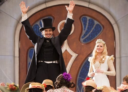 Michelle Williams James Franco Oz: The Great and Powerful