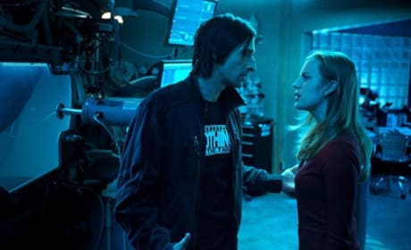 Sarah Polley and Adrien Brody Birth a Monster in Splice Photos
