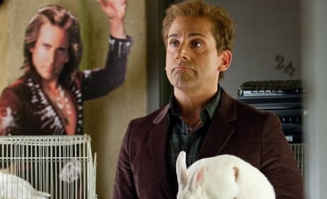 Steve Carell in The Incredible Burt Wonderstone
