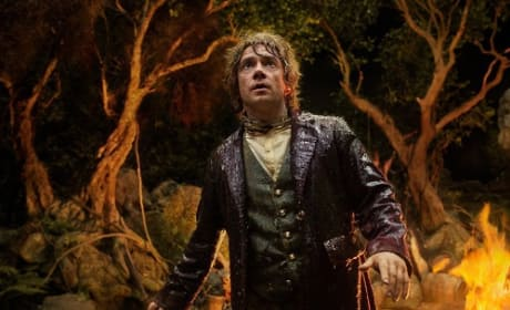 The Hobbit: Martin Freeman on Being Bilbo