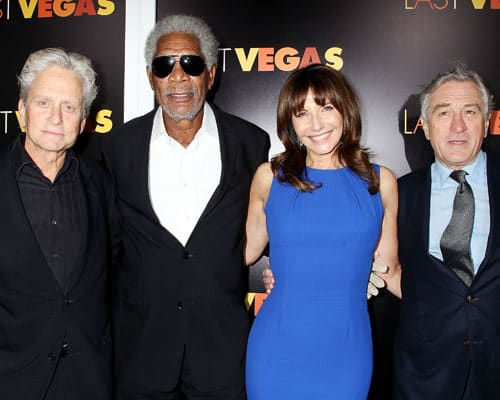 Last Vegas Cast Photo