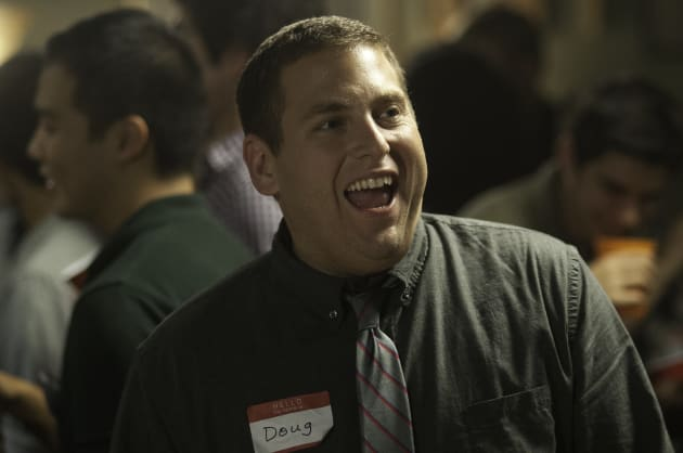 Jonah Hill Tries to Join a Frat