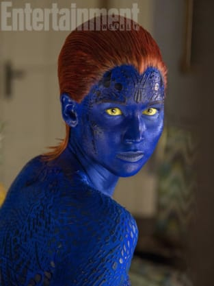 X-Men Days of Future Past Jennifer Lawrence as Mystique