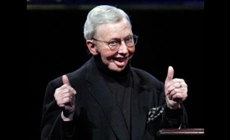 Roger Ebert Two Thumbs Up