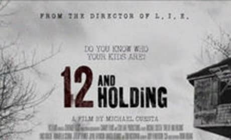 Twelve and Holding Poster