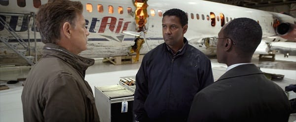 Bruce Greenwood Denzel Washington Flight