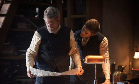 The Giver Brenton Thwaites Jeff Bridges