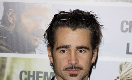 Colin Farrell Head Shot