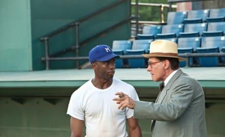 42 Chadwick Boseman Harrison Ford