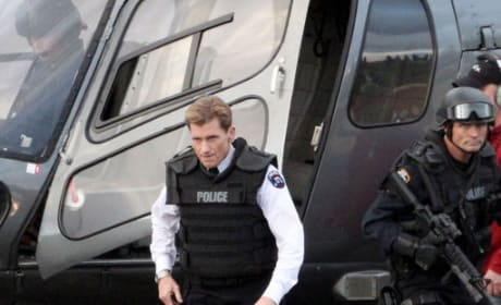Frist Look: Denis Leary as Captain Stacy in Spider-Man