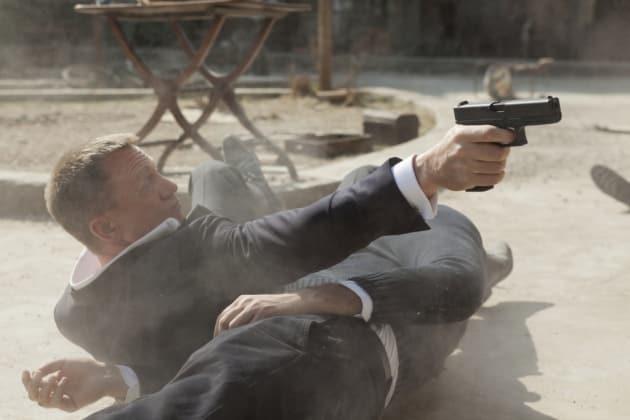 James Bond Skyfall Image