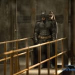 The Dark Knight Rises Still: Batman and Catwoman