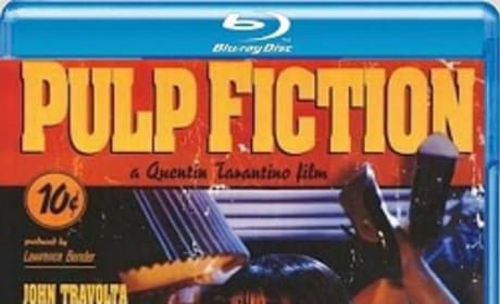 Pulp Fiction Blu-Ray