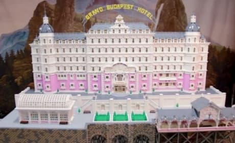 The Grand Budapest Hotel: Done with LEGO?!